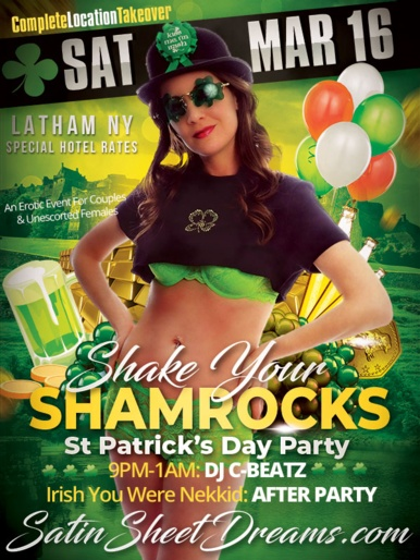 St. Patrick's Day Party 2019