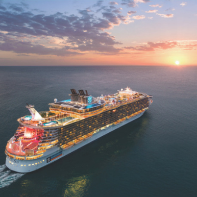 Bliss Oasis of the Seas November 14-21, 2021