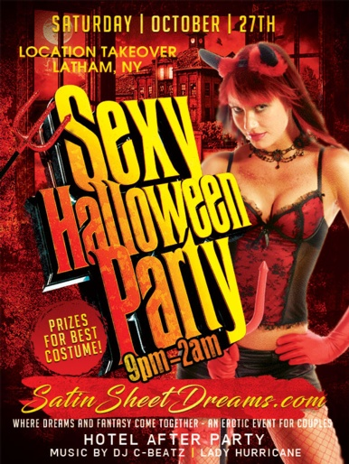 Sexy Halloween Party 2018 - Albany